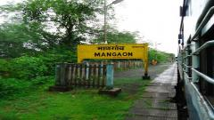 Mangaon Railway Station